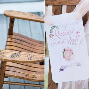 How much do you love these matching rocking chairs as…