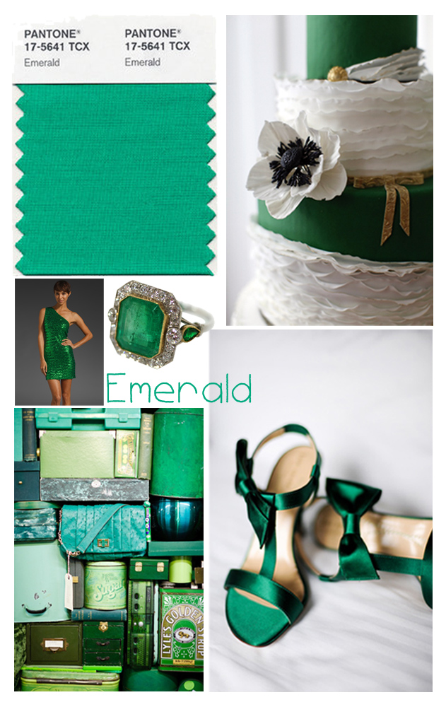 Color of The Year 2013 For Wedding Pantone