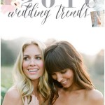 Stylish Wedding Trends for 2016