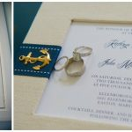 Kathryn & John's Nautical Nuptials