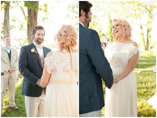 Vintage-Inspired Wedding at The Winery at Elk Manor