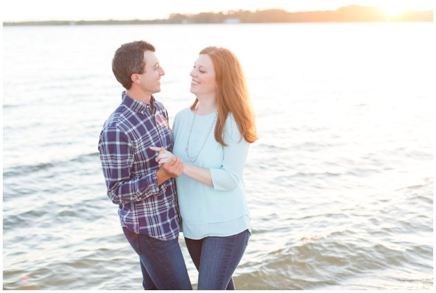 Oxford Engagement Session