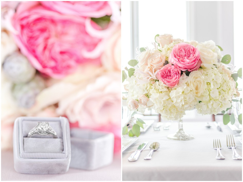 Rose Quartz + Serenity Wedding Inspiration