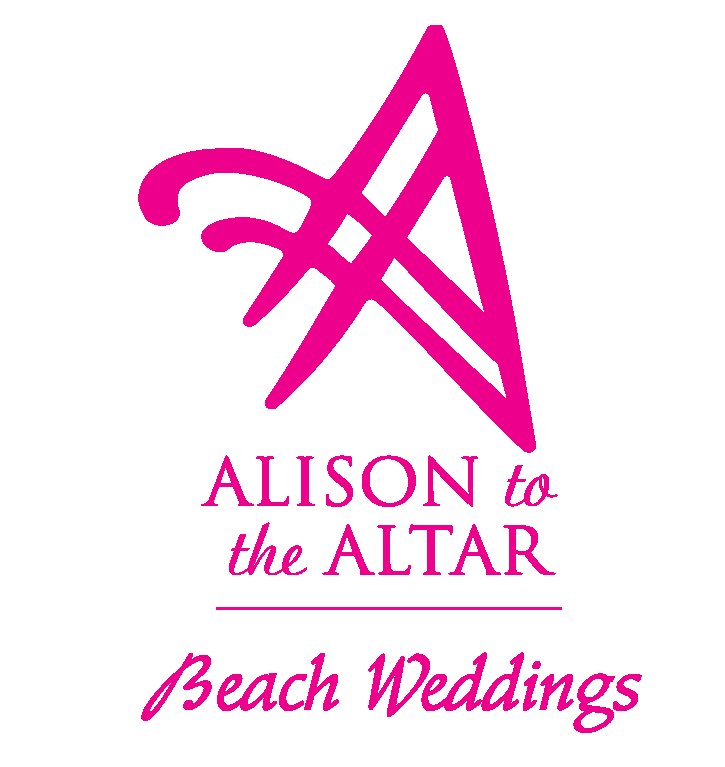 alison to the altar logo
