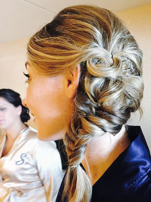 Hair for a Special Affair
