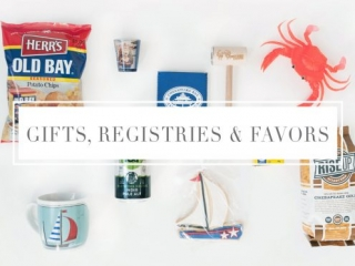 Gifts, Registries & Favors