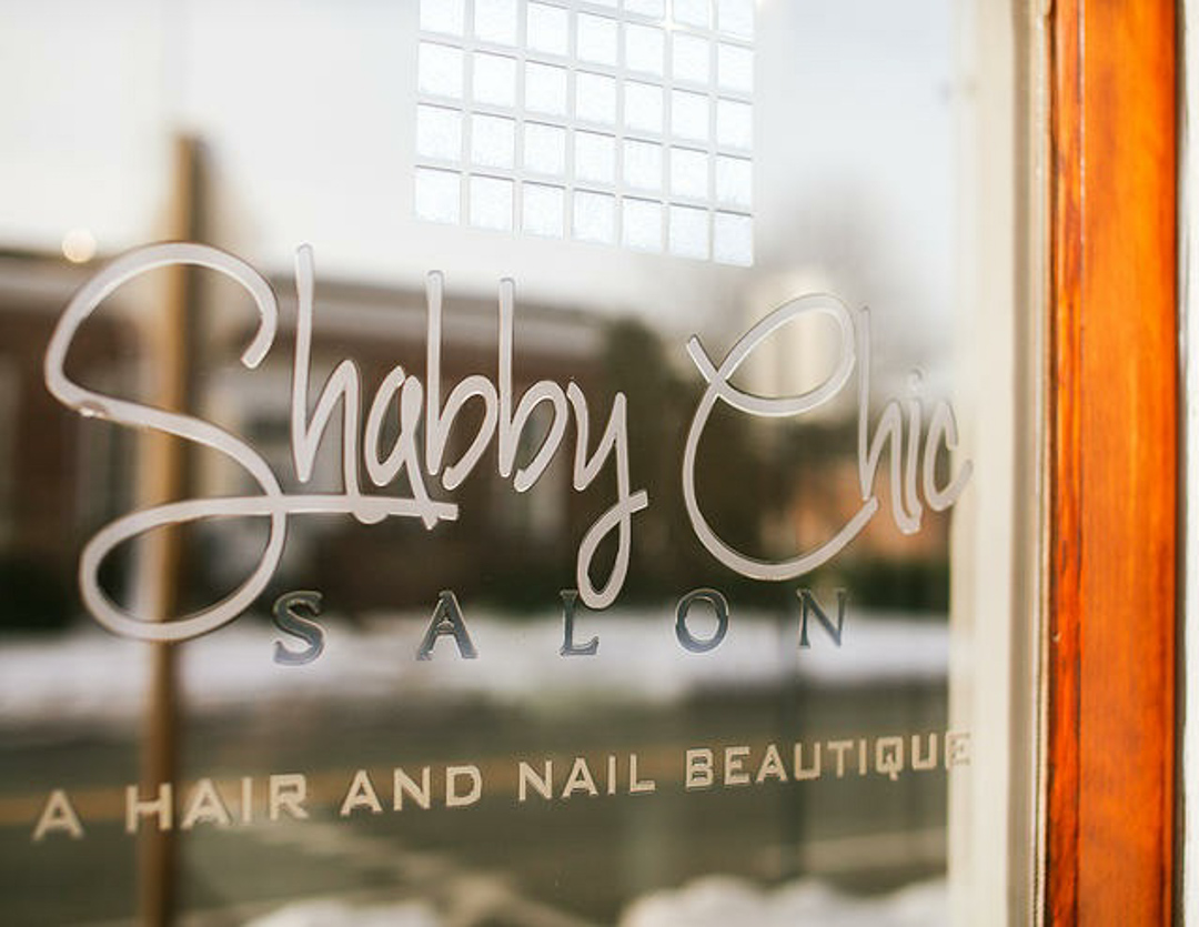 Shabby Chic Salon