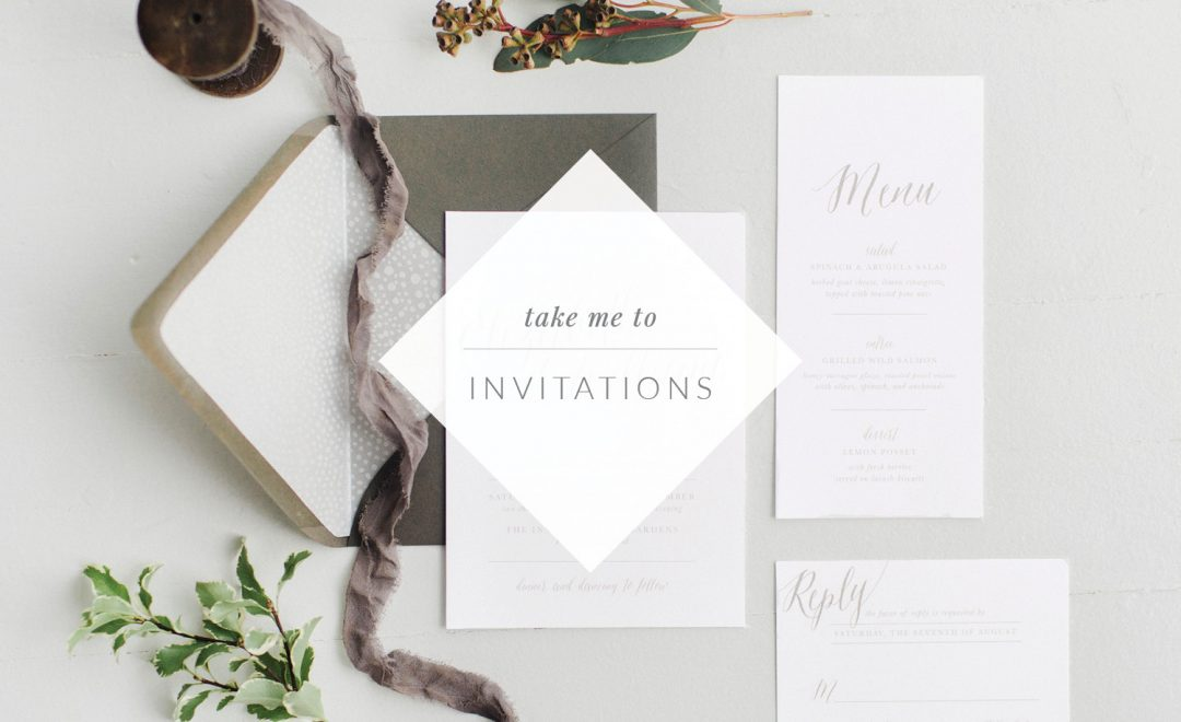 Maryland Wedding Invitations