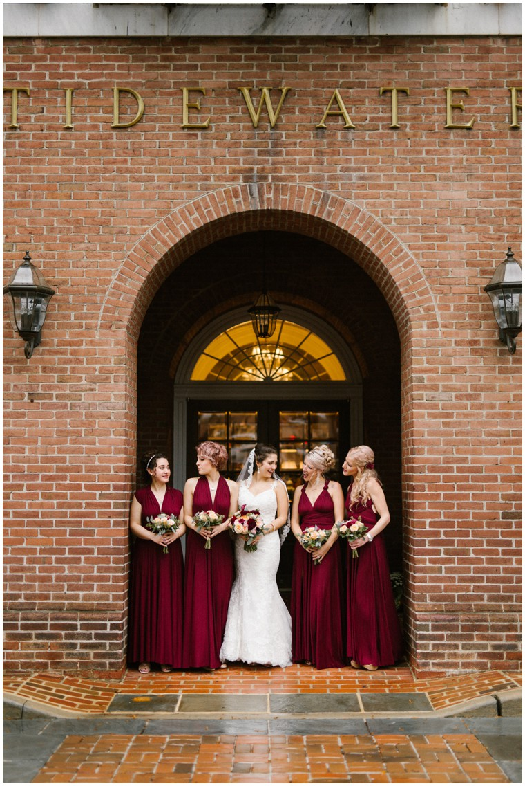 the tidewater inn wedding