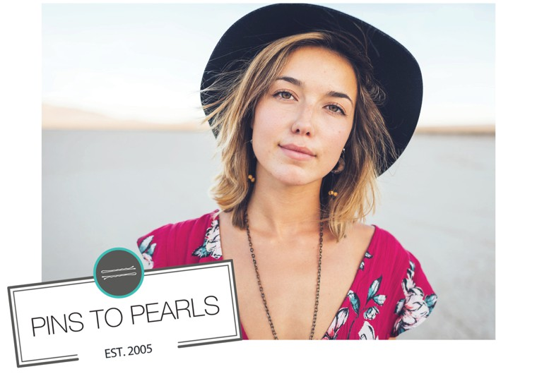 Pins to Pearls Spring Beauty Trends