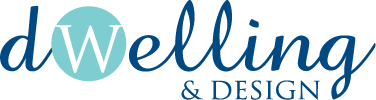 dwelling and design logo