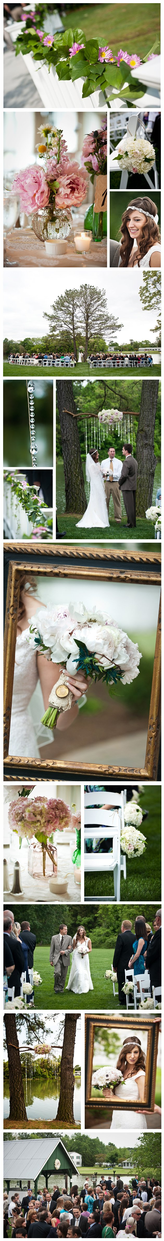 Spotlight on Seasonal Flowers Wedding Florist on Maryland's Eastern Shore