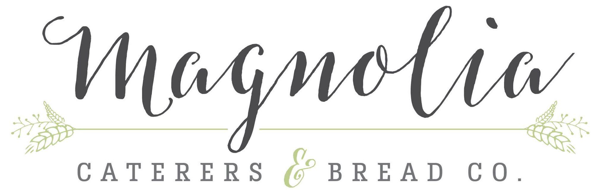 magnolia caterers logo