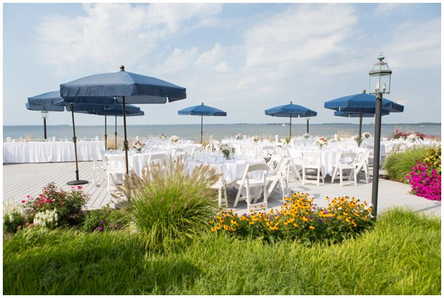 Maryland Waterfront Wedding