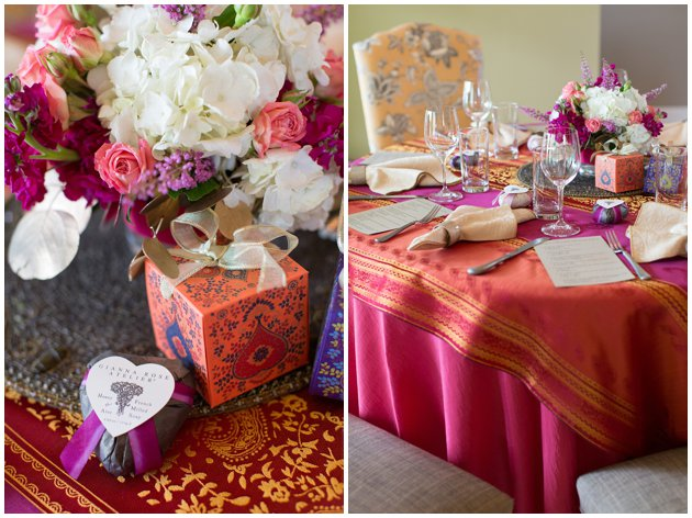 Indian Inspired Bridal Shower