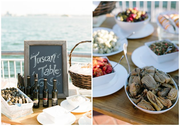 Personalized Wedding Menu | 2016 Wedding Trends