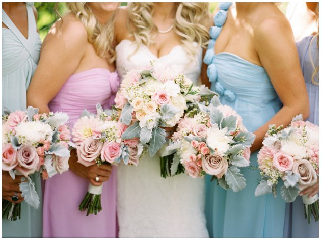 Rose Quartz and Serenity | 2016 Wedding Trends