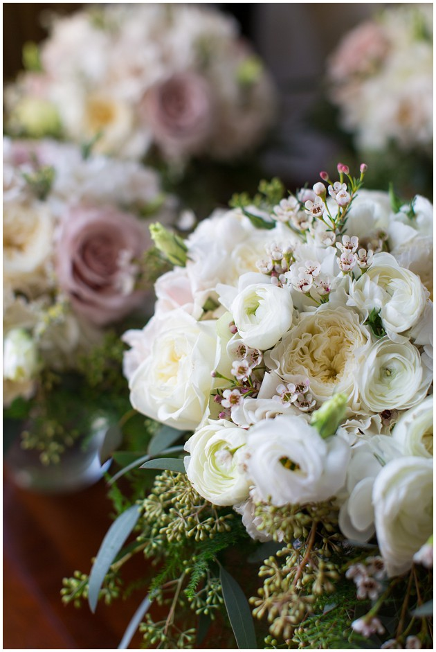 Romantic Floral Wedding Inspiration