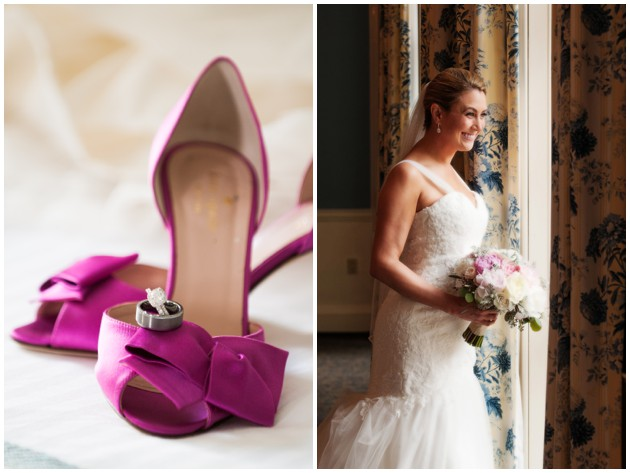 Elegant Downtown Wedding