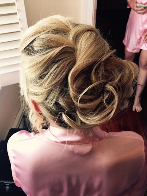 Hair for a Special Affair