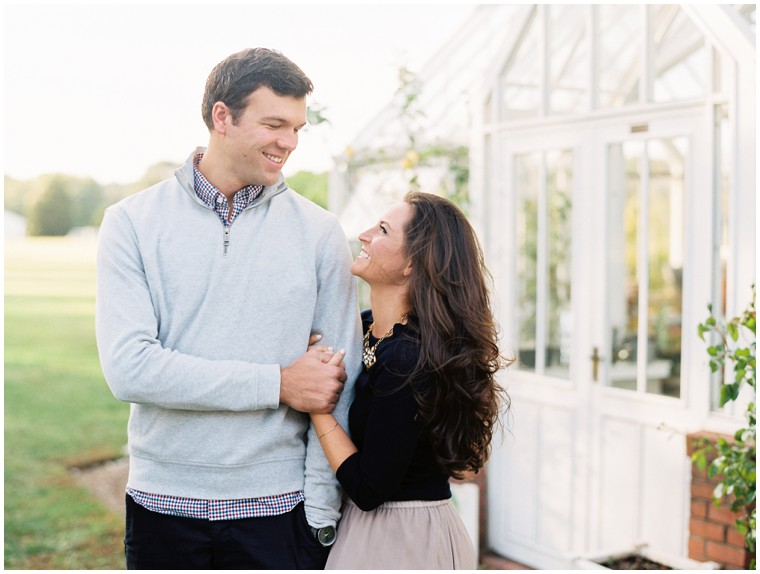 St. Michaels Engagement Session