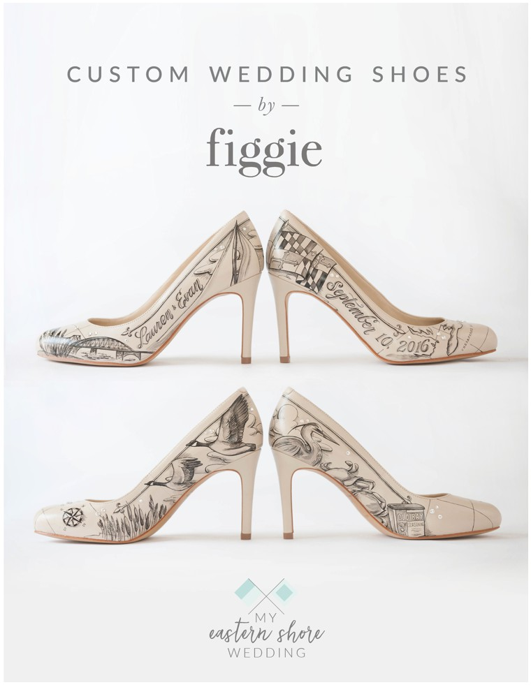 custom figgie shoes