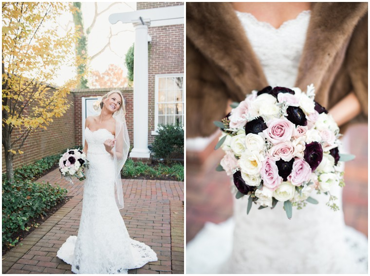 Tidewater Inn winter wedding