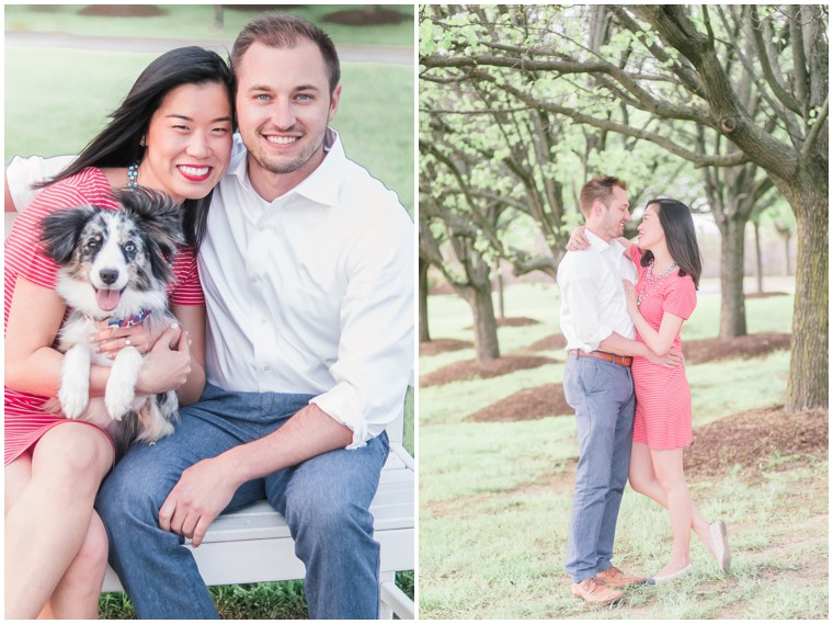Puppy Engagement Session