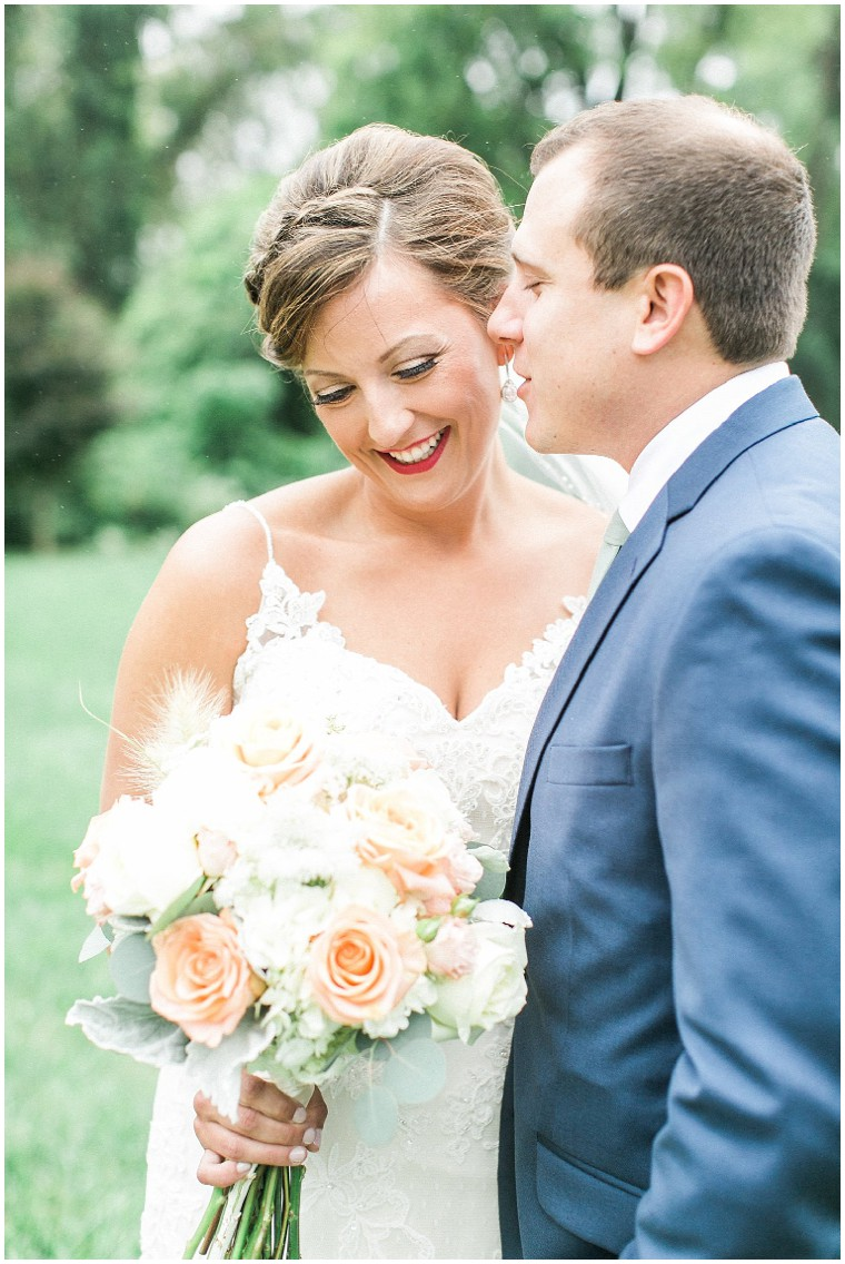 Eastern Shore Wedding, First Look