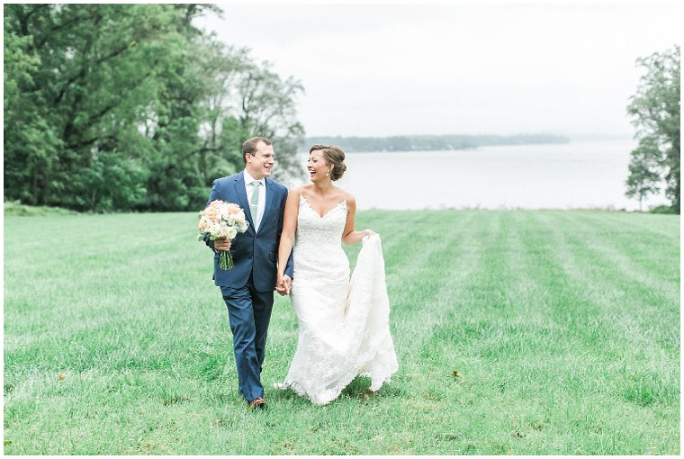 Eastern Shore Wedding, Waterfront Wedding