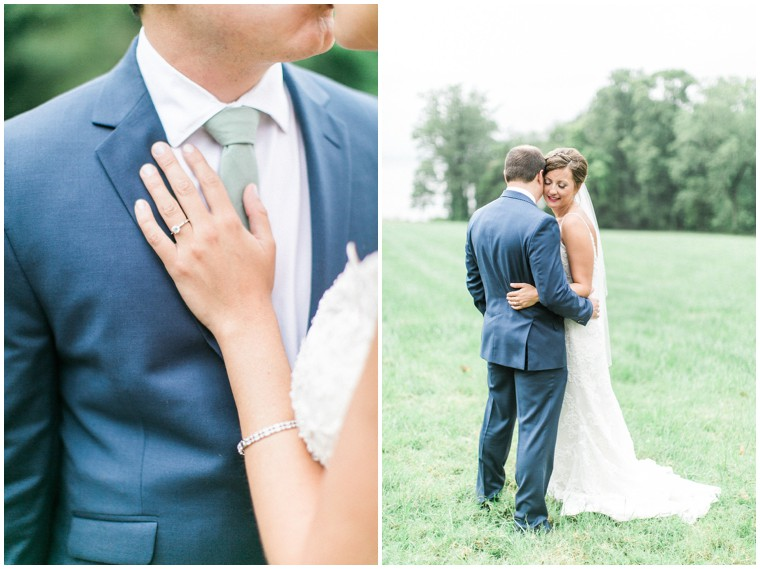 Mint and Navy Wedding