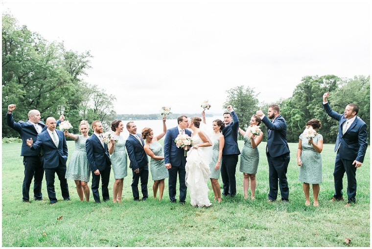 Waterfront Wedding, Eastern Shore Wedding