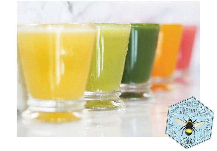 Bumble Bee Juice Bar Recipe