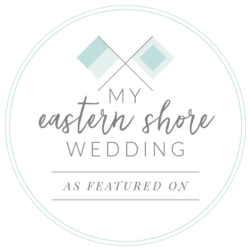 As Featured on My Eastern Shore Wedding