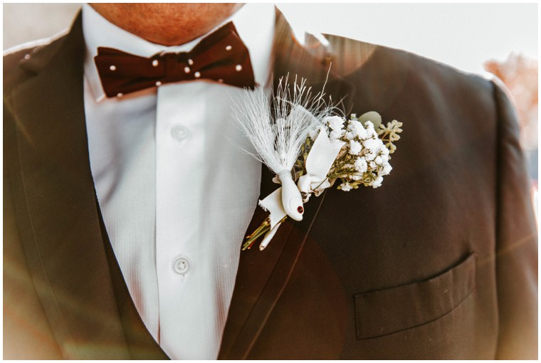 Fishing Lure Boutonnière