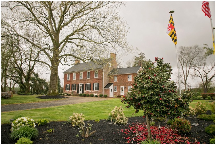 Worsell Manor, Eastern Shore Wedding Venue