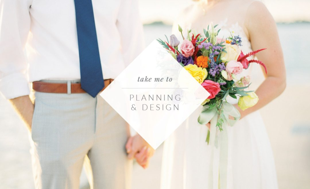 Eastern Shore Wedding Planner