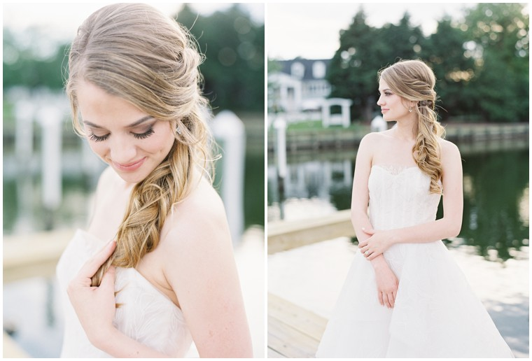 waterfront wedding inspo