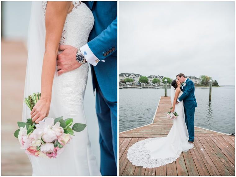 wedding portraits, wedding photography, blue and white wedding