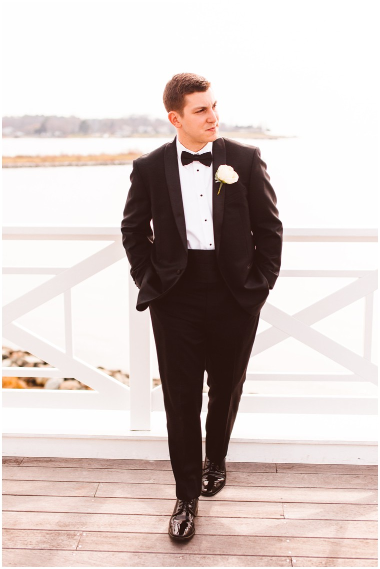 classic black tie grooms tux from mens warehouse