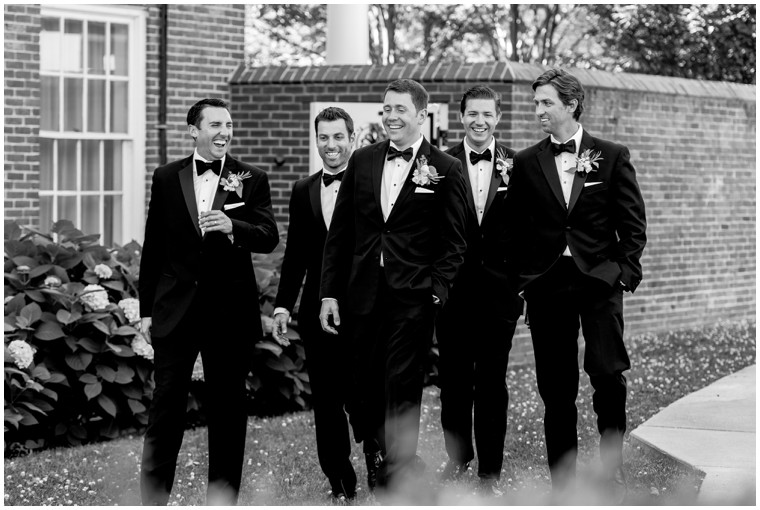 groomsmen, black and white wedding photography