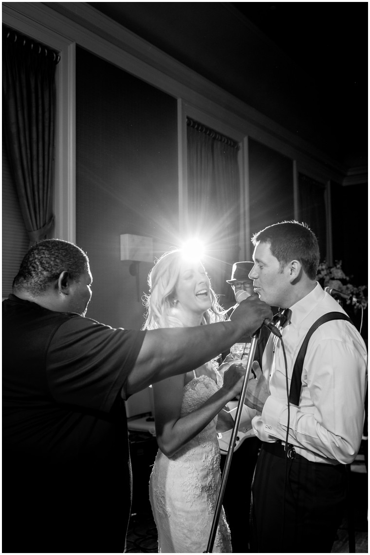 Tidewater Wedding, Tidewater Wedding Reception, black and white wedding photography