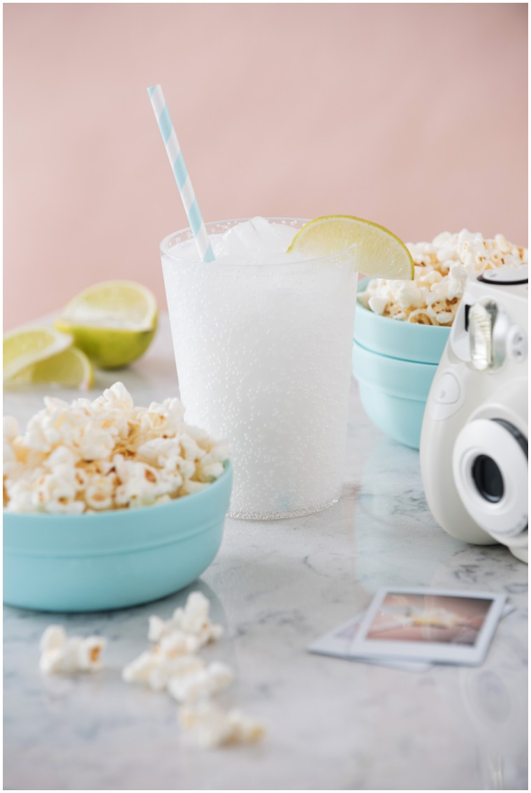 Girls Night Summer Coconut Margarita Cocktail Recipe Pairings