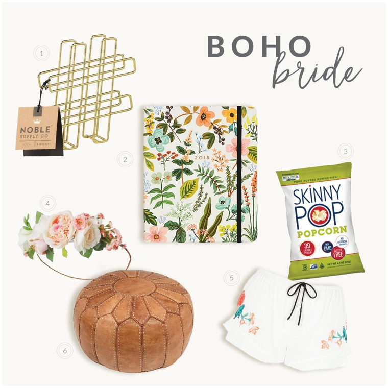 Boho Bride Wedding Planning Must-Have List