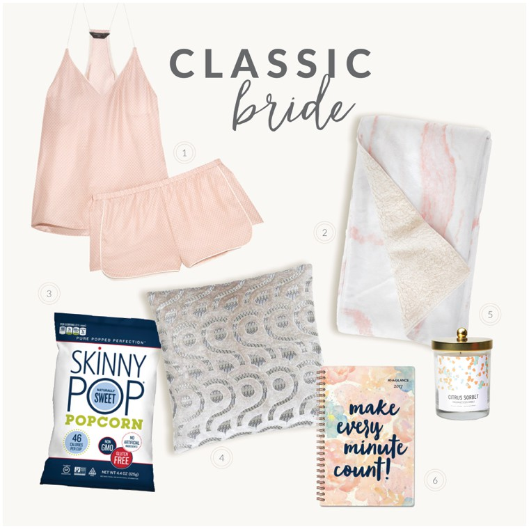 Classic Bride Wedding Planning Must-Have List