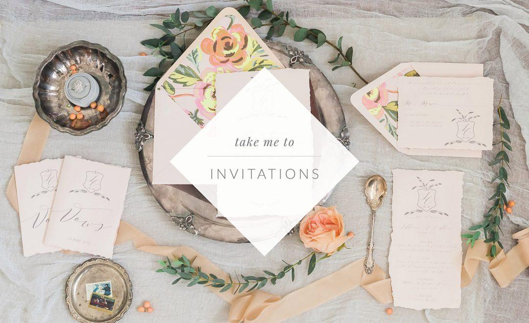 Eastern Shore Wedding Invitation Designer