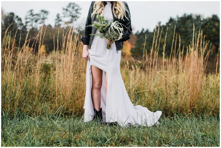 moden boho bride inspo