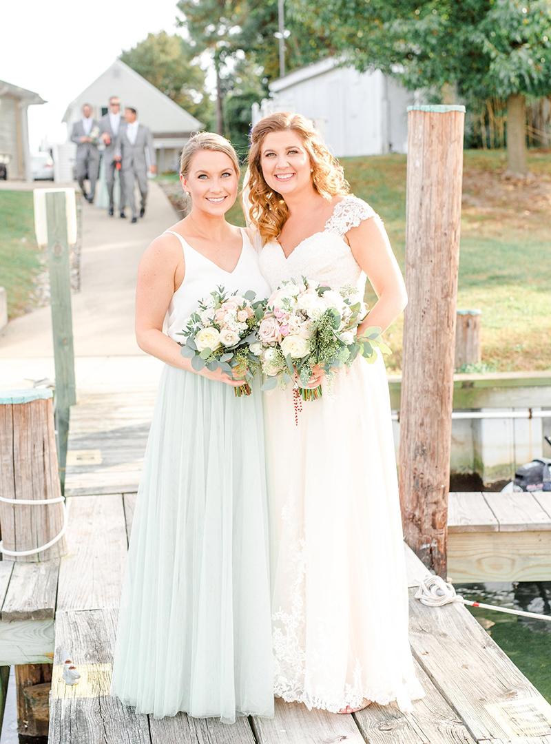 Miles River Yacht Club Wedding