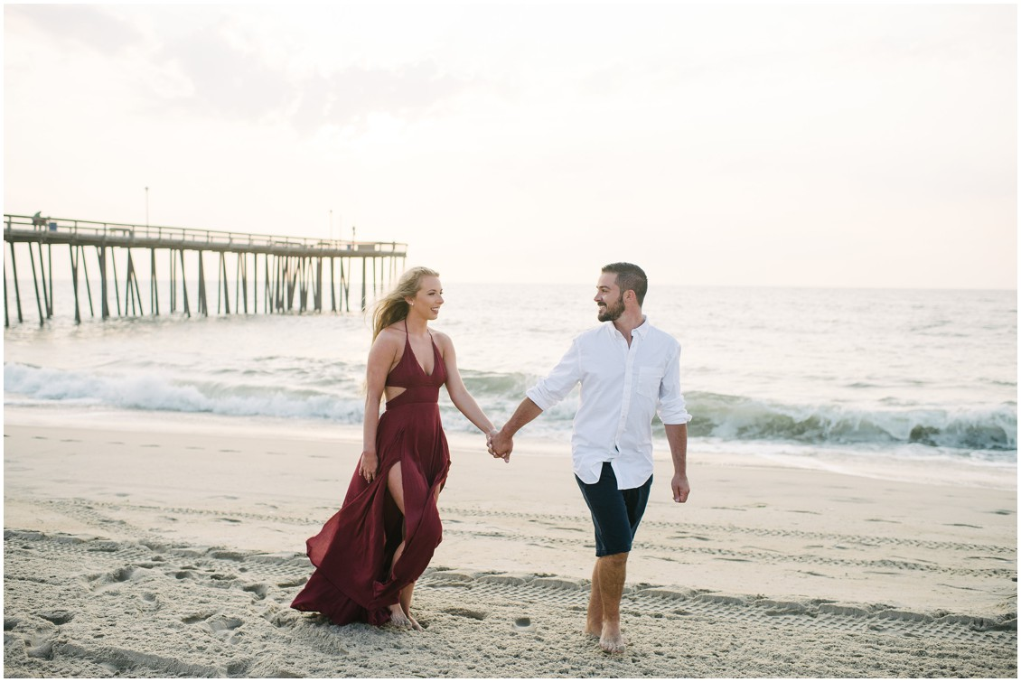 Engagement Session In Ocean City