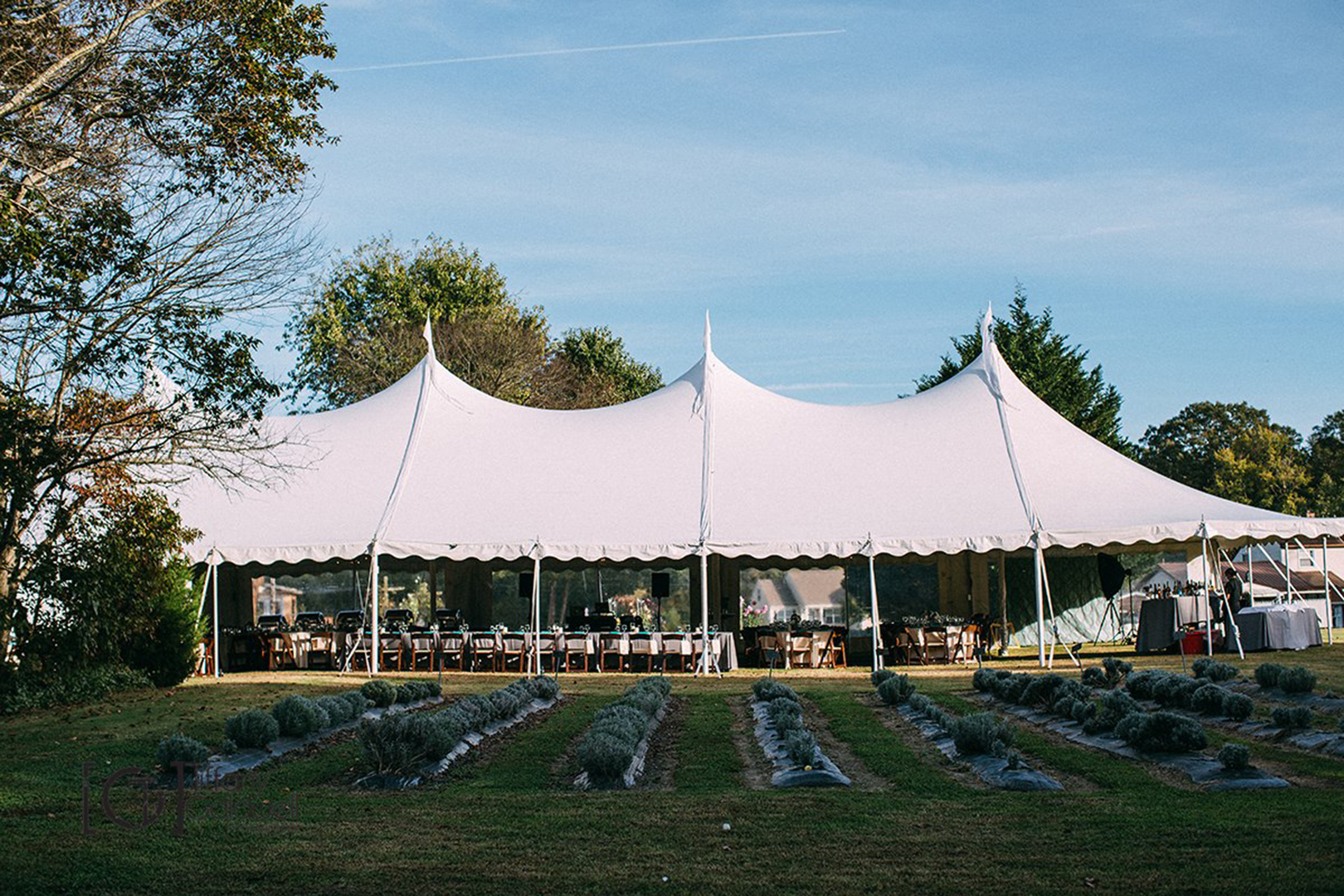 Coastal Tented Events